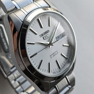 セイコー(SEIKO)のSEIKO5 SNKL41J1(日本製)(腕時計(アナログ))