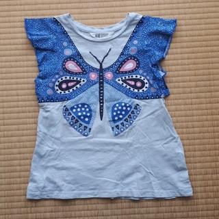 H&MチョウチョTシャツ