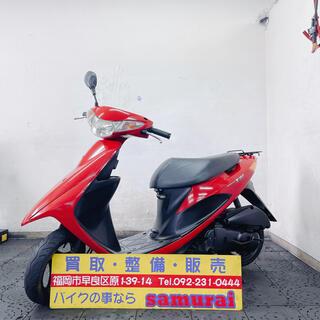 スズキ(スズキ)のSUZUKI アドレスV50 CA42A FI 4サイクル 原付バイク 福岡市発(車体)