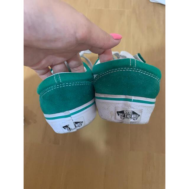 VANS(ヴァンズ)の_the_cool_0727様専用出品 レディースの靴/シューズ(スニーカー)の商品写真