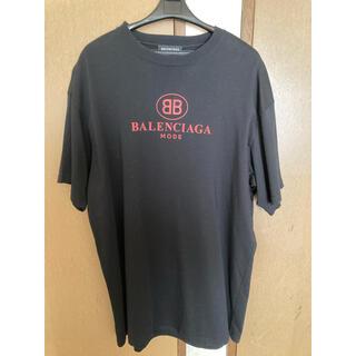Balenciaga - BALENCIAGA バレンシアガ  ロゴT シャツ S