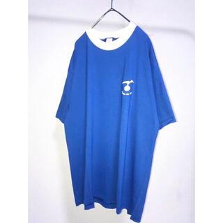 ヨウジヤマモト(Yohji Yamamoto)のdead stock vintage フランス軍 トレーニング ロゴ tシャツ(Tシャツ/カットソー(半袖/袖なし))