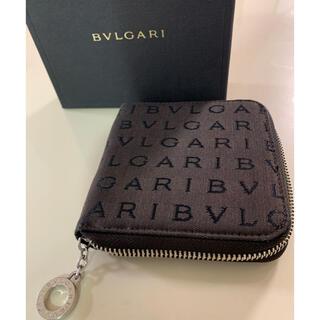 ブルガリ(BVLGARI)のブルガリ BVLGARI ロゴマニア ラウンドファスナー(折り財布)