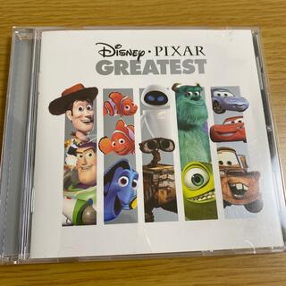 ディズニー(Disney)のピクサー CD greatest(ポップス/ロック(洋楽))