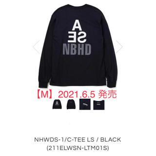 ネイバーフッド(NEIGHBORHOOD)の【M】NHWDS-1/C-TEE LS /  (211ELWSN-LTM01S)(Tシャツ/カットソー(七分/長袖))