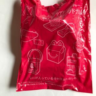 マクドナルド(マクドナルド)のマクドナルド ハッピーセット クルーサンバイザー&色がかわるバッジ(ノベルティグッズ)