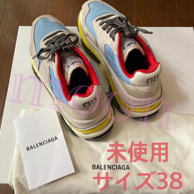 Balenciaga(バレンシアガ)のBALENCIAGA スニーカー(未使用品) メンズの靴/シューズ(スニーカー)の商品写真