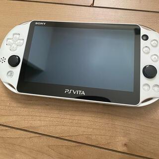 プレイステーションヴィータ(PlayStation Vita)のPSvita☆本体☆美品☆ビータ(携帯用ゲーム機本体)
