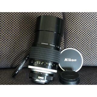 ニコン(Nikon)の1105 Nikon Ai 180mm F2.8 ニコン オールドレンズ(レンズ(単焦点))