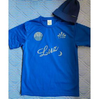 LUZ - LUZeSOMBRA 半袖プラシャツ
