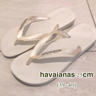 havaianas ビーチサンダル 25cm
