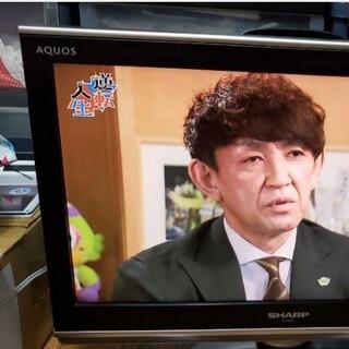 アクオス(AQUOS)のAQUOS LC20EX3 美品(テレビ)