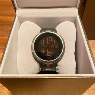 グッチ(Gucci)のGUCCI デジタル時計(腕時計(デジタル))