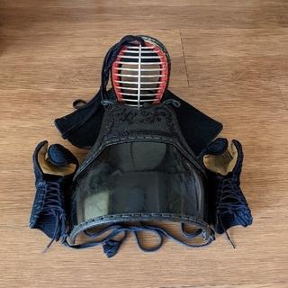 剣道防具 面 胴 小手 セット Sサイズ