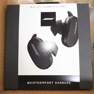 BOSE - 新品 BOSE QuietComfort Earbuds ブラック イヤホン