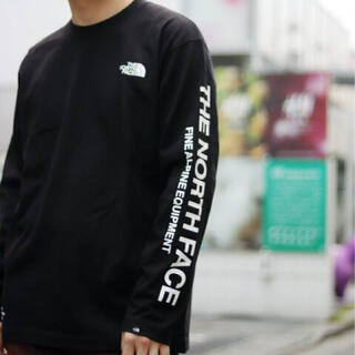 THE NORTH FACE - 【新品】THE NORTH FACE L/S Tested Proven Tee