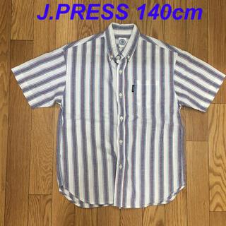 ジェイプレス(J.PRESS)のJ.PRESS  半袖シャツ 140cm(Tシャツ/カットソー)