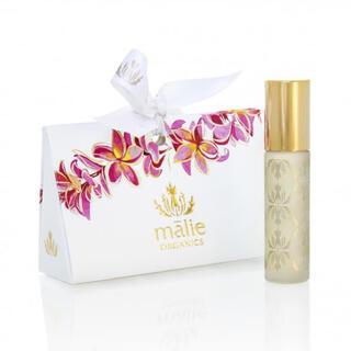 マリエオーガニクス(Malie Organics)の【新品未使用】Malie Organics パフュームオイル プルメリア(香水(女性用))