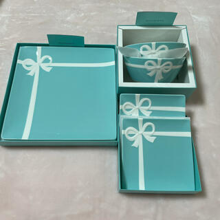 Tiffany & Co. - 新品未使用 ティファニー ボウボーンセット