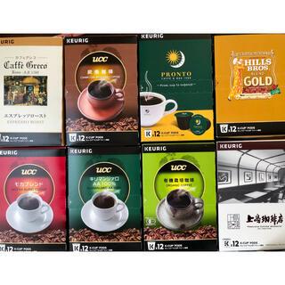 キューリグ keurig K-CUP 8箱 コーヒー ☕️