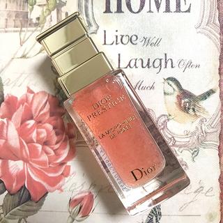 Dior - ディオール プレステージ ユイル ド  ローズ プレ美容液 30ml 高保湿