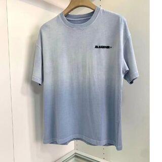 Jil Sander - JIL SANDER ジルサンダー 21ss クラーデション 最新 Tシャツ L