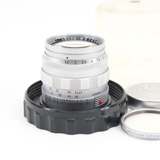ライカ(LEICA)のライカ Leitz Wetzlar Summilux 50mm F(レンズ(単焦点))
