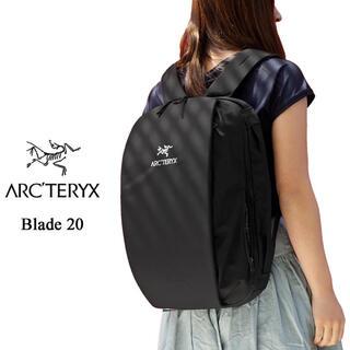 アークテリクス(ARC'TERYX)のARC'TERYX アークテリクス BLADE20 black バックパック新品(リュック/バックパック)