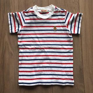 ミキハウス(mikihouse)のキャノン様専用 ミキハウス tシャツ 半袖(Tシャツ)