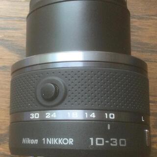 Nikon - ニコンV 用 10〜30mmレンズ 新品同様