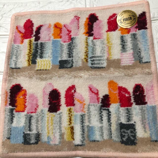 FEILER(フェイラー)のフェイラーハンカチ コスメセット週末特別価格 レディースのファッション小物(ハンカチ)の商品写真