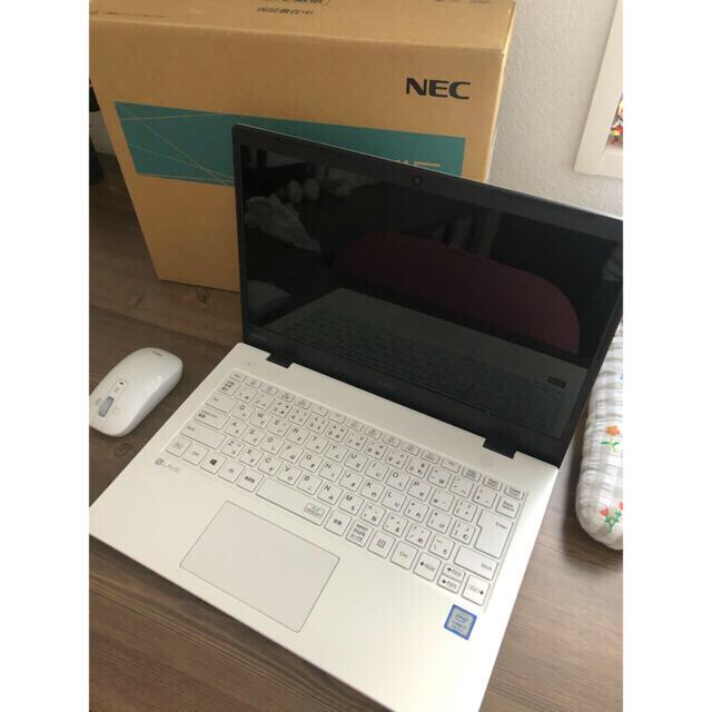 NEC(エヌイーシー)のNEC   SN212 スマホ/家電/カメラのPC/タブレット(ノートPC)の商品写真
