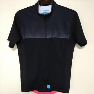 シマノ(SHIMANO)のシマノ・サイクリングジャージMサイズ・半袖(ウエア)