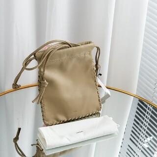 TOMORROWLAND - vasic ショルダーバッグ Wells mini mini 2way巾着バッグ