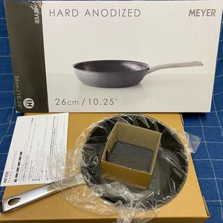 マイヤー(MEYER)のMEYER ハードアナダイズドフライパン26cm(鍋/フライパン)