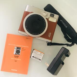 フジフイルム(富士フイルム)のFUJIFILMインスタントカメラ チェキ instax  mini90(フィルムカメラ)