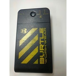 BURTLE - バートルバッテリー 旧タイプ 中古 キズ汚れ有り 難有り