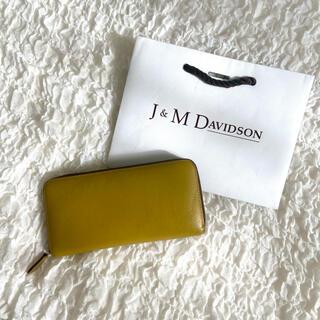ジェイアンドエムデヴィッドソン(J&M DAVIDSON)のJ&M Davidson 長財布(財布)