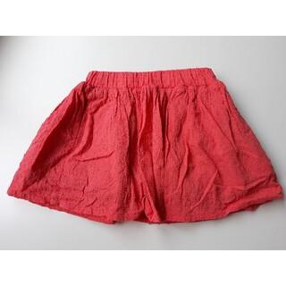 ユニクロ(UNIQLO)のUNIQLO 模様入りキッズスカート(スカート)