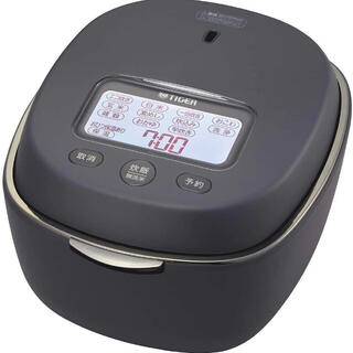TIGER - 新品★タイガー JPL-A100 KS 圧力IHジャー炊飯器 5.5合 本土鍋