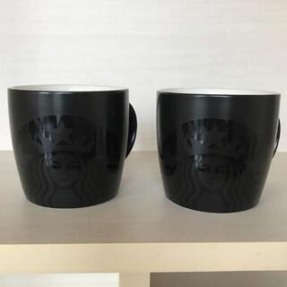 Starbucks Coffee - スタバ❤︎ブラックマグ