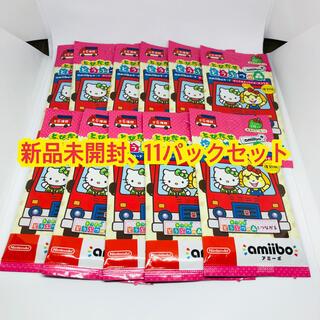 サンリオ(サンリオ)の【新品】とびだせ どうぶつの森 amiibo+サンリオキャラクターズコラボ(その他)
