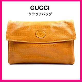 グッチ(Gucci)の✨美品✨GUCCI  レザー  クラッチバッグ ハンドバッグ(クラッチバッグ)