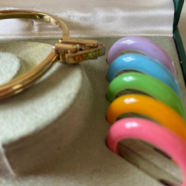 Gucci(グッチ)のGUCCI  腕時計 チェンジリング レディースのファッション小物(腕時計)の商品写真