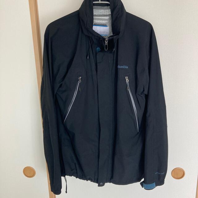 Columbia(コロンビア)のフォックス様専用 コロンビア パーカー L メンズのジャケット/アウター(ナイロンジャケット)の商品写真