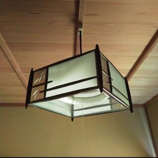 和室 照明器具 昭和(天井照明)