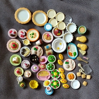 エポック(EPOCH)のシルバニアファミリー用 食事セット(ぬいぐるみ/人形)