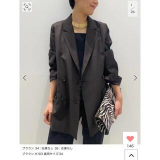 L'Appartement DEUXIEME CLASSE - L'Appartement Guabello W ジャケット  ¥75,900