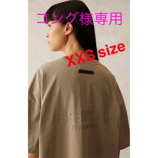 フィアオブゴッド(FEAR OF GOD)のFear Of God Essentials Logo T-shirt (Tシャツ(半袖/袖なし))