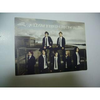 カード YELLOW FRIED CHICKENz イエローフライドチキンズ (印刷物)